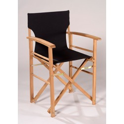 Teak Easy Fold Directors Chairs