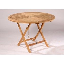 Surrey 110cm Easy Fold Table