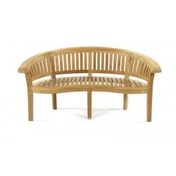Cornwall Teak Garden Bench 150