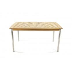 Kinver Stainless Steel Garden Table