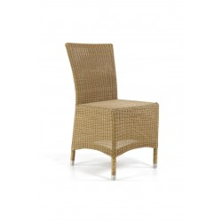 Pacific Honey All Weather Side Chair