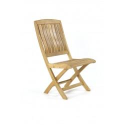 Surrey Teak Folding Chair